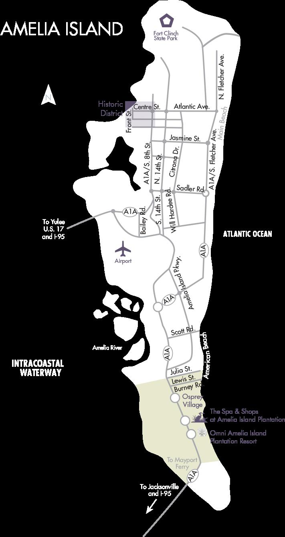 Where Is Amelia Island Florida On The Map.Amelia Island Real Estate Fernandina Beach Homes For Sale